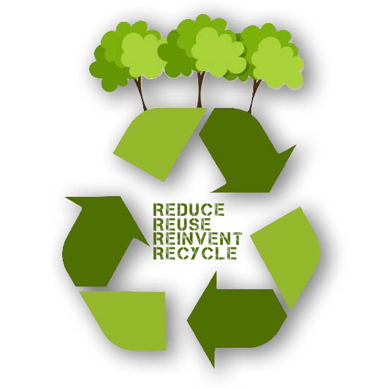 Reduce Reuse Reinvent Recycle