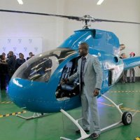 Zimbabwean inventor unveils amazing new prototypes