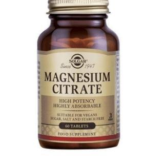 Magnesiun-Citrate-Solgar