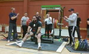paimio power weekend, voimanosto, powerlifting, zahir khudayarov