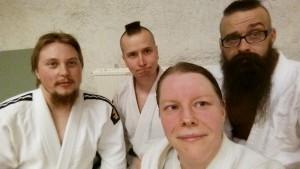 Aikido 2. dan, aikikai aikido, ryujinkan ry