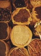 Cardamom, star anise, pepper, cinnamon.. name the spice! PHOTO: Rosanna