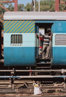 En Route to Chennai, Tamil Nadu