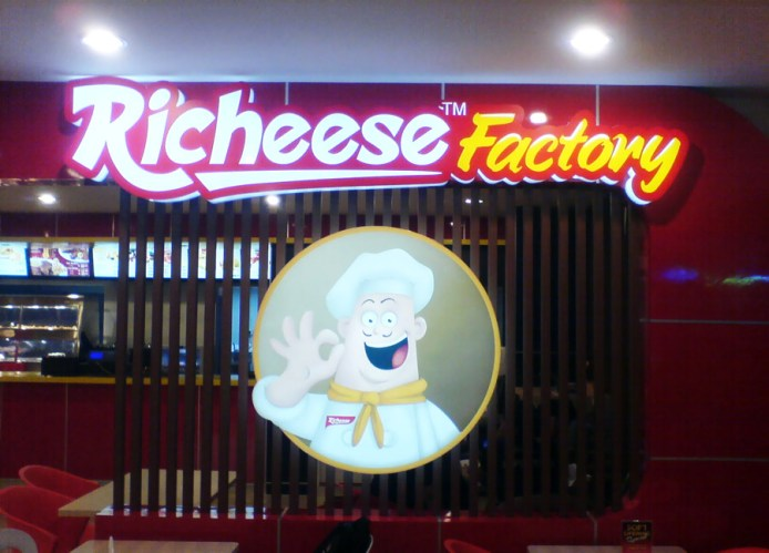 Richeese-Factory-Name-Sign