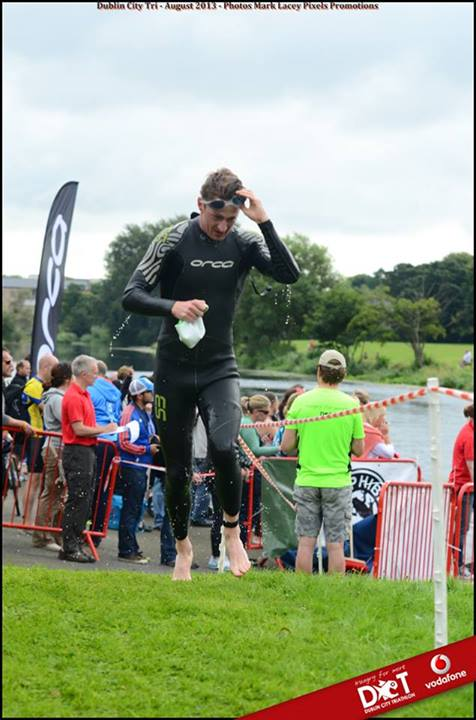 From 217th to 38th...My Story at Dublin City Olympic Triathlon! (4/6)