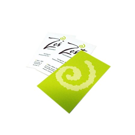 Thick Gloss Cover Business Cards