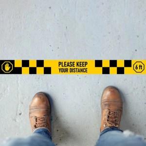 barricade tape