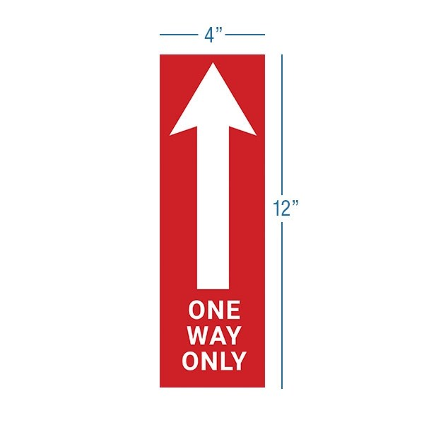 directional arrow