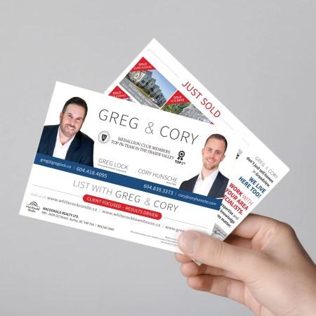 Print + Postage = More Customers
