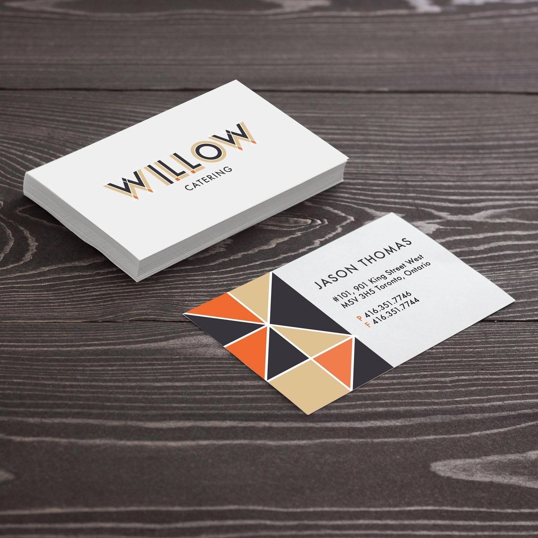 24 Hour Business Cards printed in Kelowna