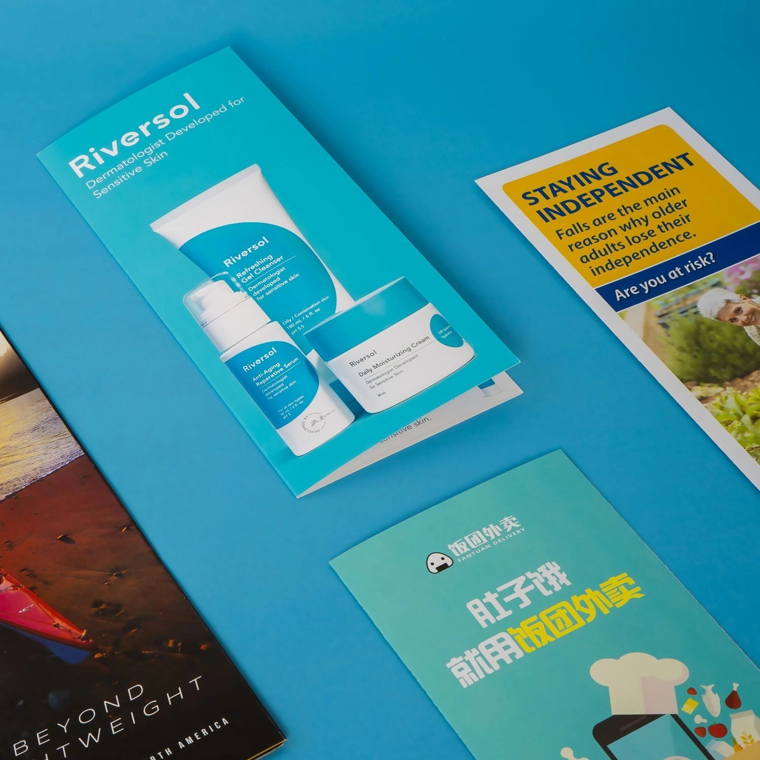 Brochures printed in Calgary