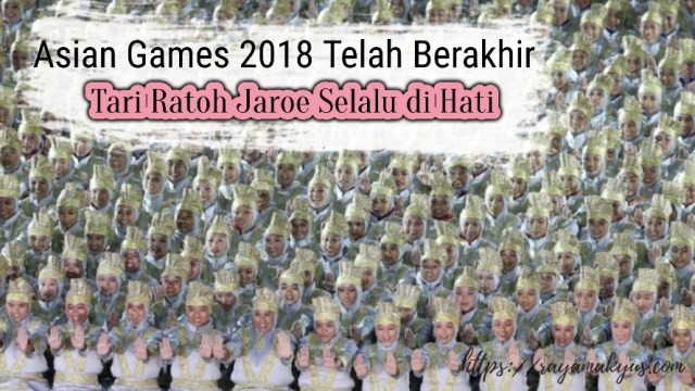Tari Ratoh Jaroe