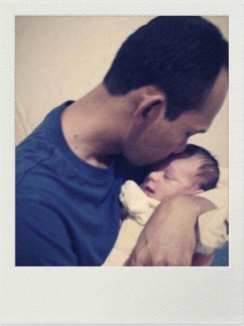 ucupyo baru lahir