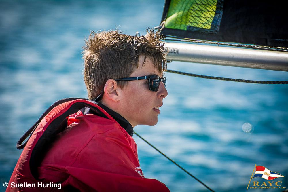 Sailing Winter Series - Sunday 28 June 2015 © Suellen Hurling | RAYC