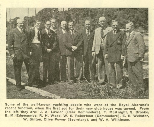 The First Sod