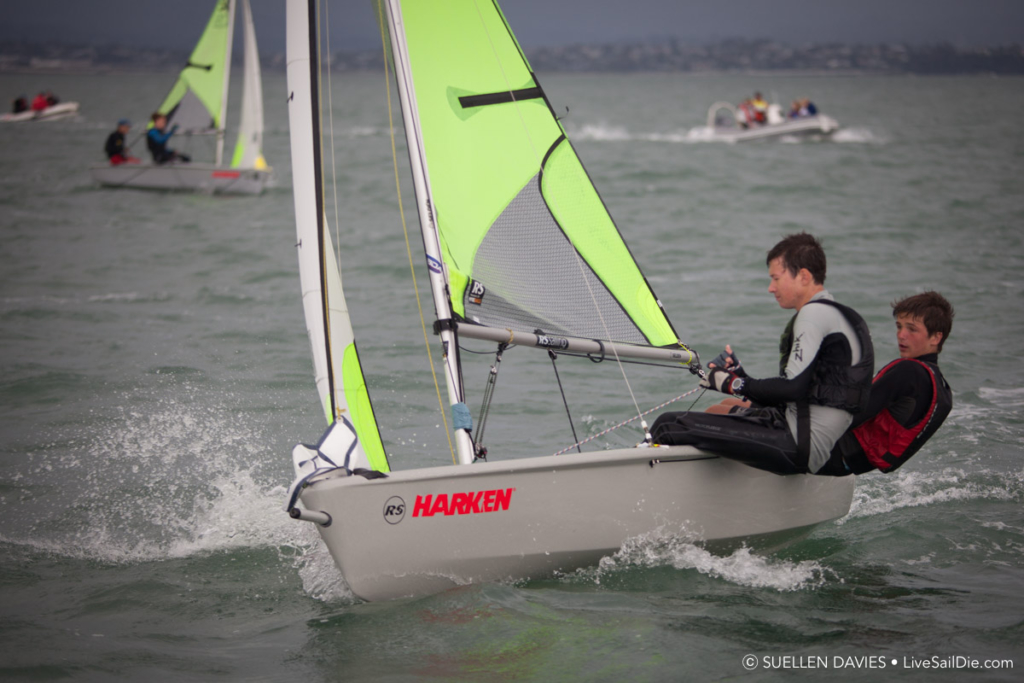 2018 Feva Nationals. Photo: Suellen Davies • Live Sail Die
