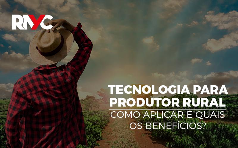 Tecnologia Para Produtor Rural