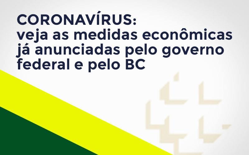 Coronavírus - Contabilidade Em Goiânia - GO | Rayc Contabilidade