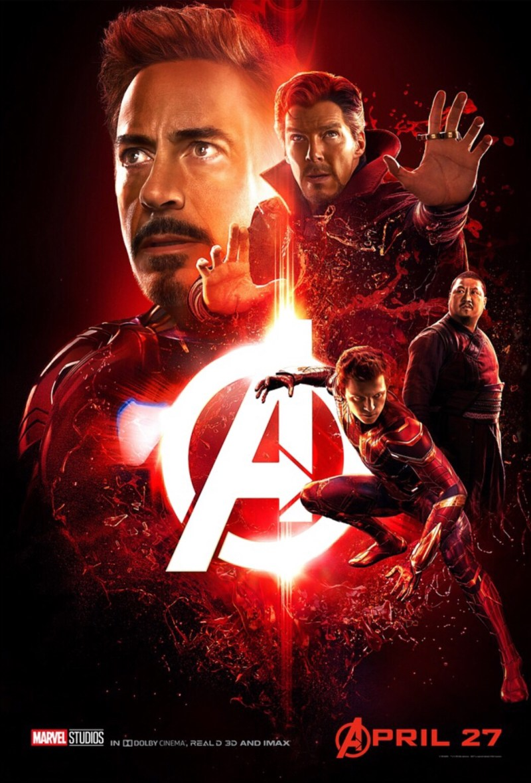 raychel-says-avengers-infinity-war-marvel-red-dr-strange-iron-man-spiderman-