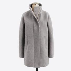 j crew sale city coat