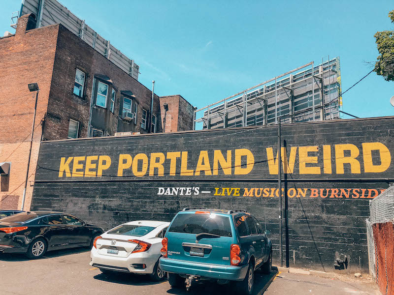 Portland Guide: Land of Beards and Brews