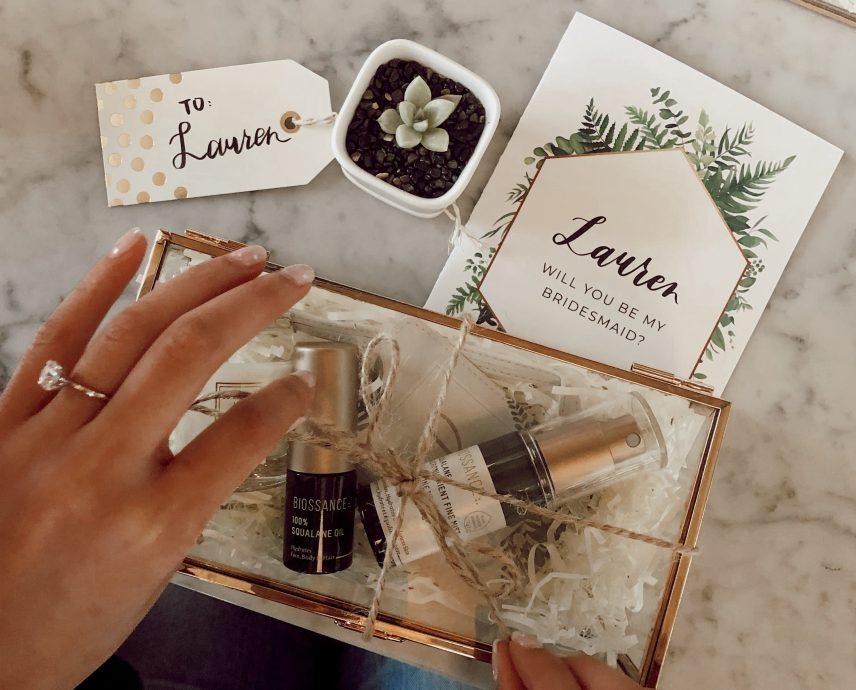 Bride Squad Proposal Boxes