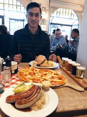 Berlin Republik food