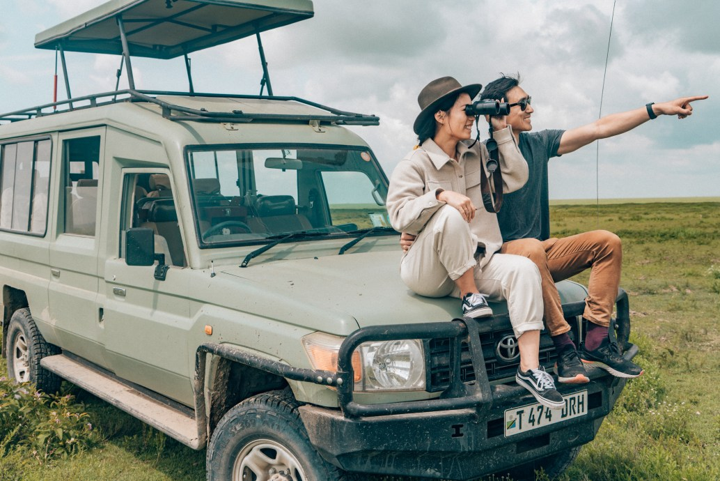A Tanzania Safari