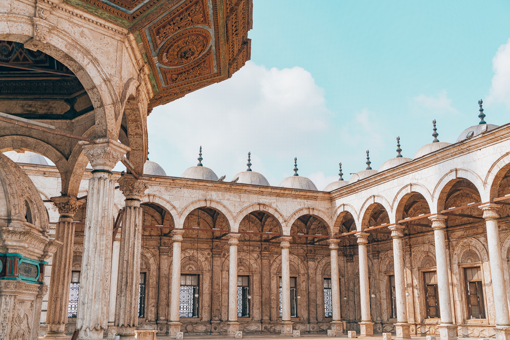 Mosque of Mohammed Ali Cairo