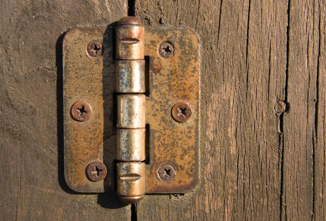 Tiny Hinges That Swing Big Doors | Ray Edwards
