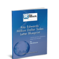 Free Copywriting Ebook - Ray Edwards Million Dollar Sales Letter Blueprint