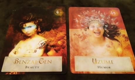 Goddess Power Oracle, オラクルカード, コレット・バロン・リード, ゴッズパワーオラクル, ジーナ・デラグロッタグリア, ライトワークス, レビュー, 女神のパワーオラクル