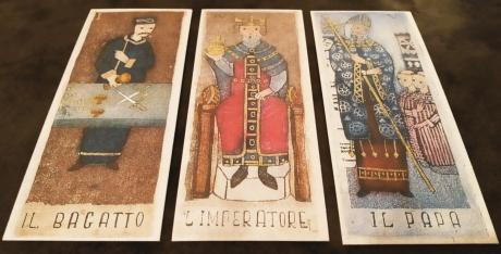 LA CORTE DEI TAROCCHI, LaCorteDeiTarocchi, Tarot, コルテ・デイ・タロッキ, タロット, タロットカード, タロットカードギャラリー, ラ・コルテ・デイ・タロッキ, レビュー