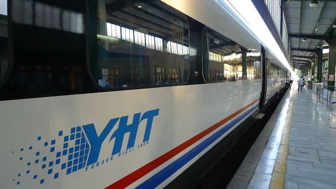 High Speed Train - YHT