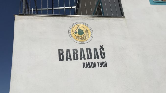 Babadag Cable Car