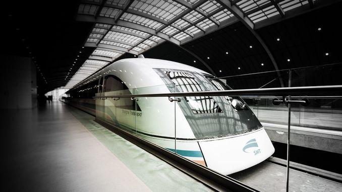 Dünyanın En Hızlı Treni