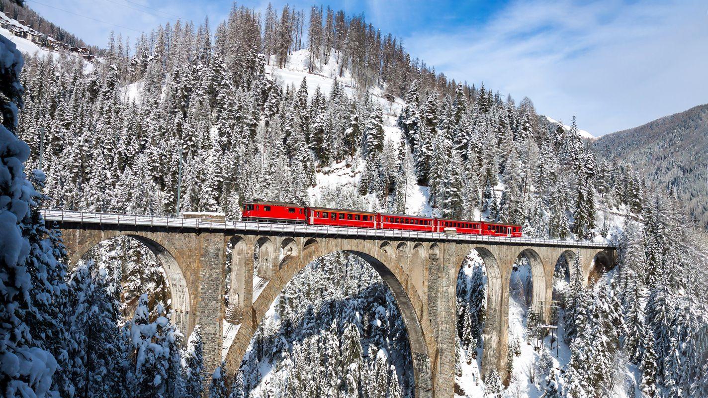 Express Glacier