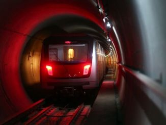 ankara metrosu kizilay cayyolu arasi metro hatti tamamlama isleri kizilay makas yapisi insaati