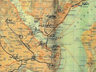 Istanbul rayli sistemler haritasi