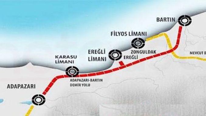 blackwater railway project