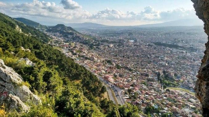 Habib's Neccar Mountain