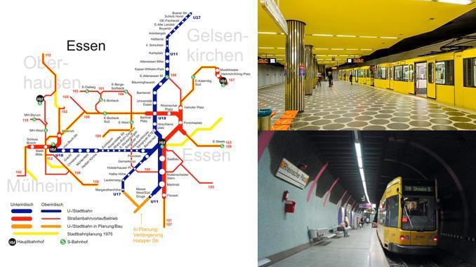 metro map of essen rayhaber