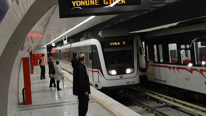 kat Metro izmir