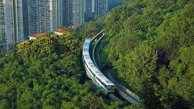 Chongqing Metro 1