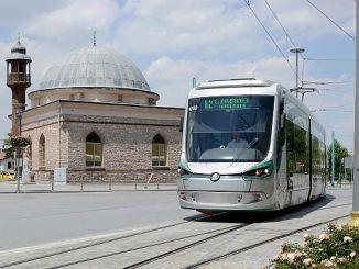 Konya vasúti rendszer térkép 2