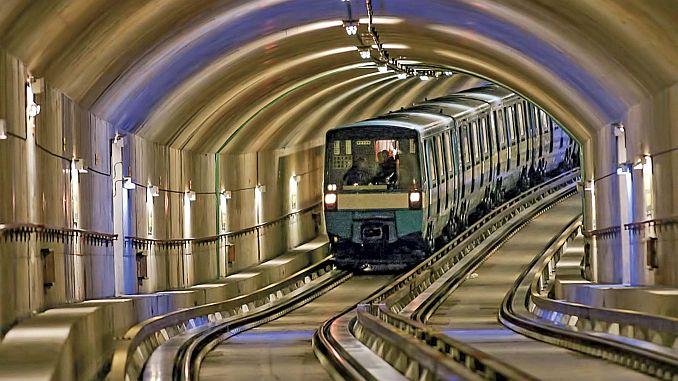 карта монреальского метро 2
