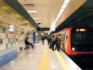 istanbul metro na mpaghara metrobus