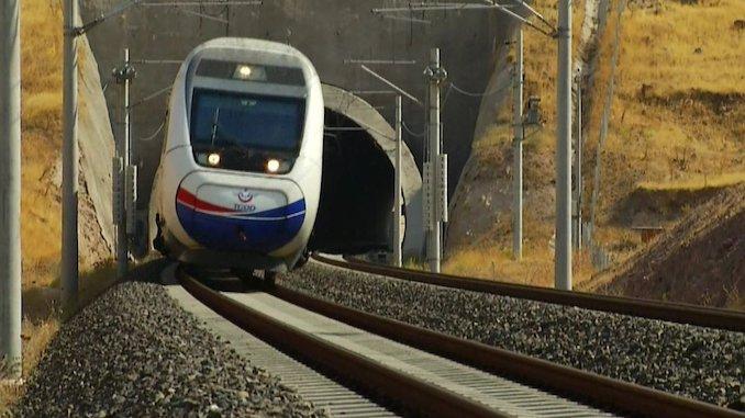 TCDD YHT Train