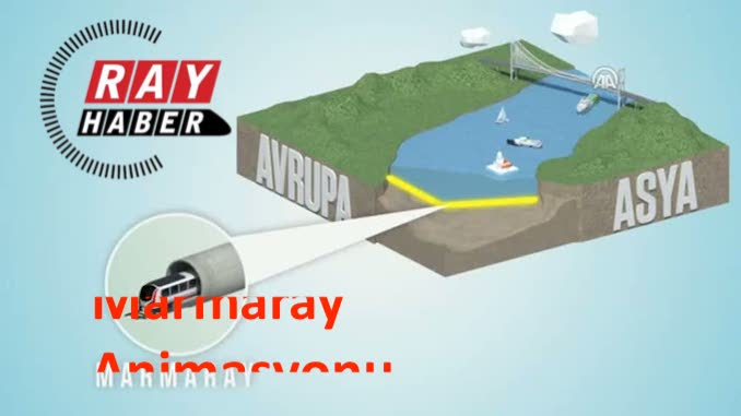 marmaray animation