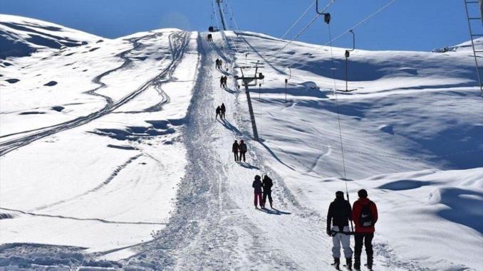 hakkari merga butana ski resort where is merga butana ski resort